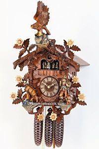Koekoeksklok met adelaar