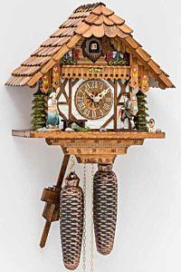 Koekoeksklok met klokkenman