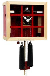 Moderne design koekoeksklok