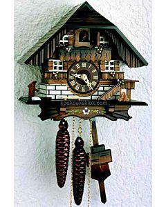 Koekoeksklok Schwarzwaldhuis